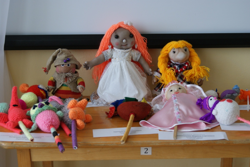 Кукла для театра своими руками 20